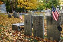 革命战争战士坟墓  免版税库存图片