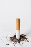 靶垛香烟 库存图片