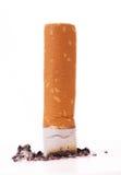 靶垛香烟 库存照片
