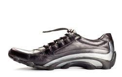 鞋子唯一体育运动 免版税库存照片