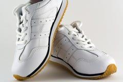 鞋子培训 免版税库存图片