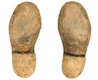 鞋底 免版税库存照片