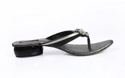 鞋类夫人 图库摄影