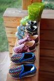 鞋类 免版税库存图片