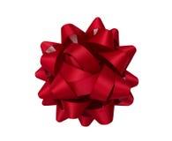 鞠躬截去数字式梯度例证包括的滤网路径的圣诞节 库存照片