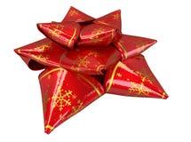 鞠躬截去数字式梯度例证包括的滤网路径的圣诞节 免版税库存图片