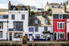 韦茅斯,多西特,英国 免版税库存照片