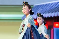 韩国人Tamu艺术 免版税库存图片