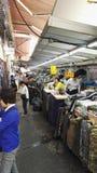 韩国传统市场 免版税库存照片