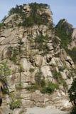 韩国国家公园seoraksan南部 免版税库存图片