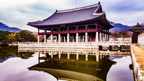 韩国国王会议halk 库存图片