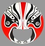 韩国文化面具 图库摄影