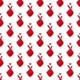 韩国标志象标志手形状心脏慈善 免版税图库摄影