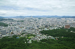 韩国汉城 库存照片
