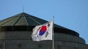 韩国沙文主义情绪在风 股票视频