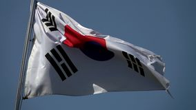 韩国沙文主义情绪在风 影视素材