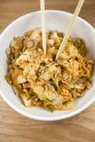 韩国泡菜沙拉 库存图片