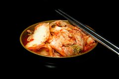 韩国泡菜韩国人食物 库存图片