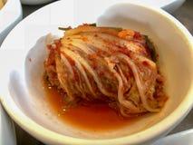 韩国泡菜 图库摄影