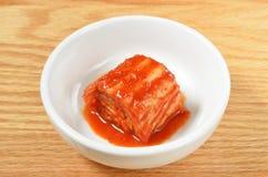韩国泡菜 免版税图库摄影