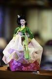 韩国玩偶 免版税库存图片