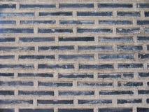韩国石墙 免版税库存图片
