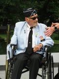韩战的退伍军人 免版税库存图片
