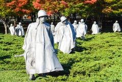 韩战纪念品 库存图片