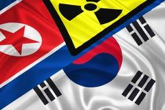 韩战 库存照片