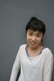 韩文妇女 免版税库存照片