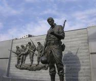 韩文纪念大西洋城nj 库存图片