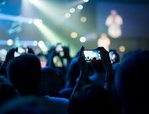 音乐会 库存图片