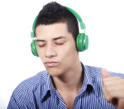 音乐可以是不可思议的 库存图片