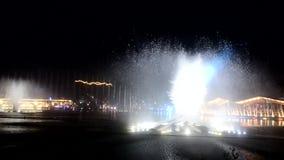 音乐喷泉,唱歌喷泉 股票录像
