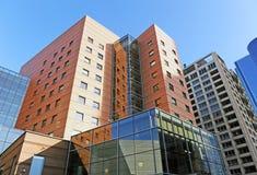音乐学院和公寓 库存照片