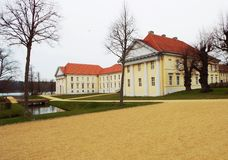 音乐学院赖因斯贝尔格,德国04 09 2016年 图库摄影