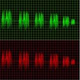 音乐容量 免版税库存图片