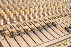 音乐搅拌器 免版税库存图片