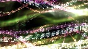 音乐注意串 皇族释放例证