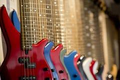 音乐的颜色 免版税库存照片