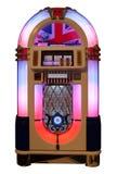 音乐自动电唱机 库存照片