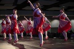 音乐芭蕾舞女演员 免版税库存图片