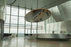 音乐议院,奥尔堡丹麦 免版税库存照片