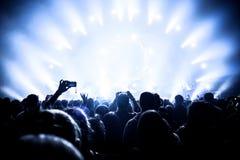 音乐音乐会 库存照片