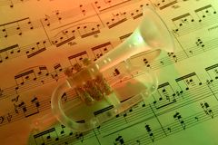 音乐 免版税图库摄影
