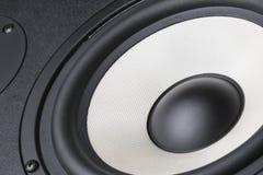 音响扩音器宏指令 免版税库存图片