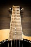 音响fretboard吉他 免版税图库摄影
