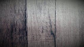 黑音色木板材背景3小条 库存照片