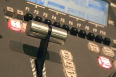 音量控制器 免版税库存照片