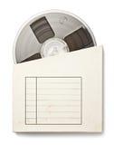 音频卷轴 免版税库存照片